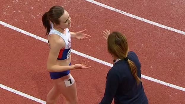 European Indoor Athletics: 'Spoilsport' official almost ruins Laura Muir's moment http://ift.tt/2mGM7KX Love #sport follow #sports on @cutephonecases