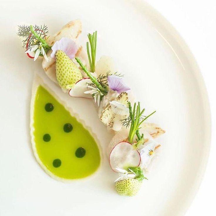 Stunning dish by @mennopost