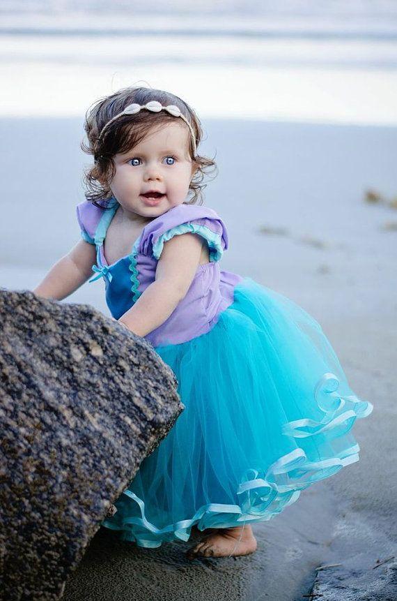 ARIEL dress Ariel costume princess dress by loverdoversclothing