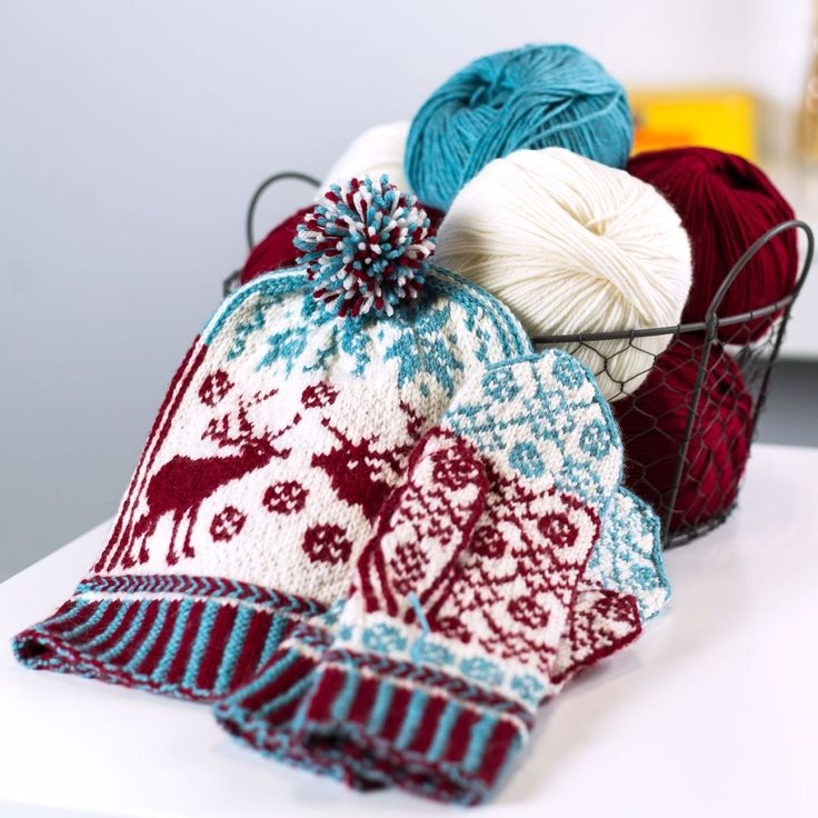 112 best Fair isle images on Pinterest   Knitting, Patterns and ...