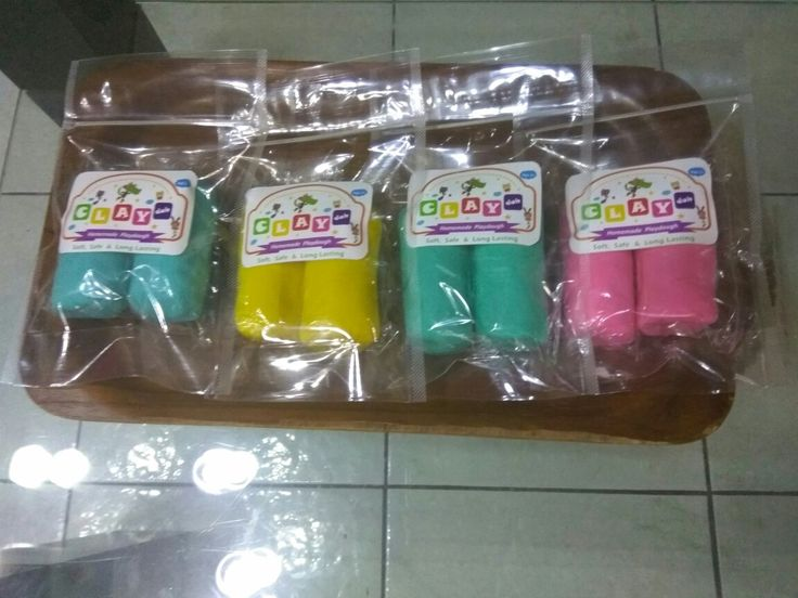 Claydoh...homemade playdough...soft,safe & long lasting
