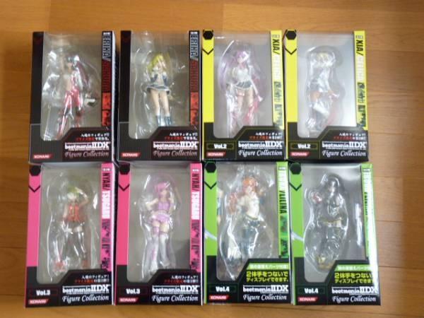 Beatmania IIDX Figure Collection
