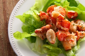 Resep Lobster Salad dengan Saos yang Khas