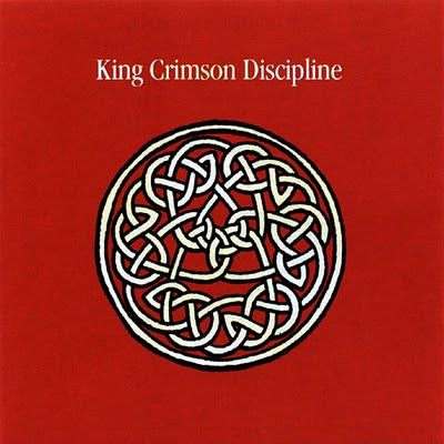 King Crimson, Discipline, 1981  Saw this incarnation at The Roxy in West Hollywood.  Irresistably great.