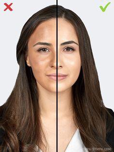 10 Erreurs de maquillage qui nous vieillissent