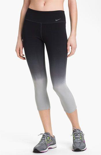 Nike Legend 2.0 Dip Dye Capri Leggings | Nordstrom