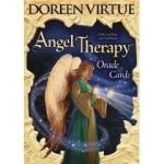 This easy-to-use deck is appropriate for beginners as well as those experienced with divination cards.  Angel Therapy is a powerful healing & guidance process that involves working with your guardian angels and the archangels. These oracle cards and the enclosed guidebook give you action steps to take that will initiate healing; help you release fears and emotional blocks; and give you messages about your life purpose, relationships, manifestations and more.£10.99…