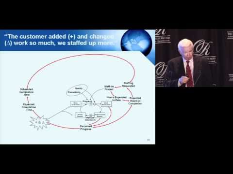 System Dynamics Transforms Fluor Corporation Project and Change Management - YouTube