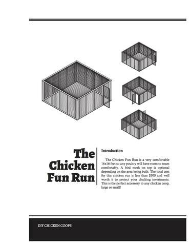 Sample from ChickenCoopGuides.com