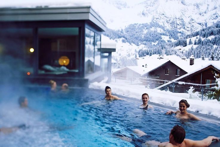 The Cambrian Hotel, Adelboden – Svizzera