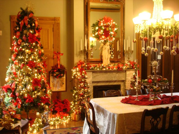 38 Best Images About Vaile Mansion At Christmas On