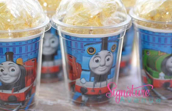Hey, I found this really awesome Etsy listing at https://www.etsy.com/listing/175125755/thomas-the-train-birthday-party-cups