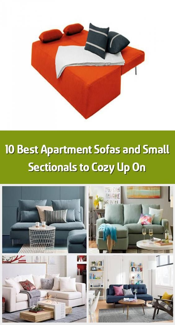 10 Best Apartment Sofas And Small Sectionals To Cozy Up On We
