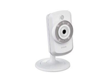 Cloud IP Camera, Cube, Wireless 11N with IR Leds - Day&Night Vision, two way Audio and mydlink support #specialtech