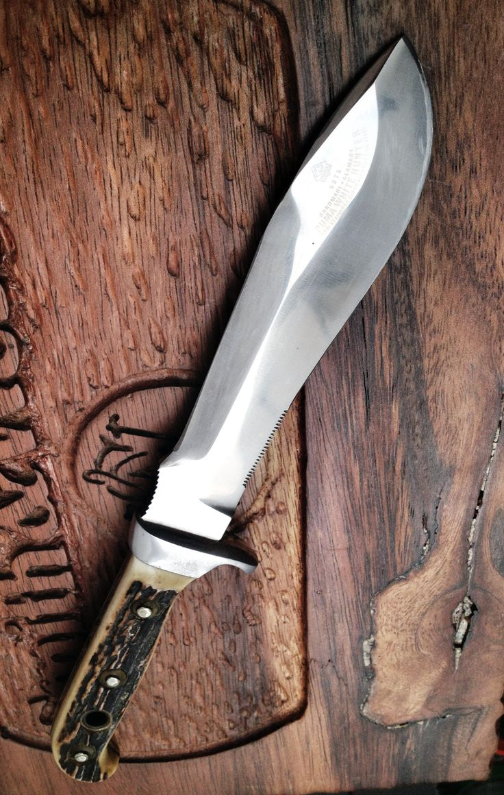 Crocodile Hunter Bowie Knife