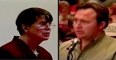 FLASHBACK: ALEX JONES CONFRONTS JANET RENO ON WACO Reno speechless when asked about mass murder of Americans