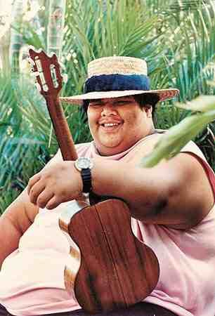 Israel Kamakawiwo'ole: The Hawaiian with the Golden Voice.