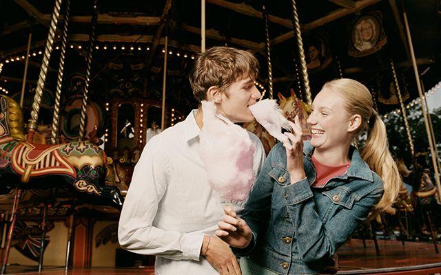 hilarische en romantische dates