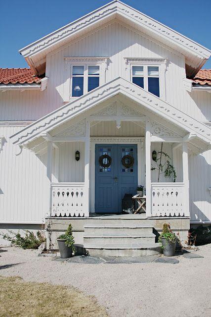 Drømmen om drømmehuset... En dag håper jeg at vi kan kan flytte inn i drømmehuset vårt, Jeg har lyst til og finne en sveitservilla ute på la...