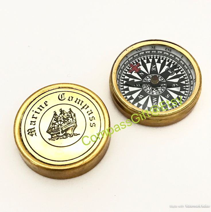 Brass Pocket Compass - Collectible marine compass - ship compass by CompassGifts on Etsy https://www.etsy.com/uk/listing/554536117/brass-pocket-compass-collectible-marine