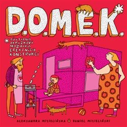 Obálka titulu D.O.M.E.K.