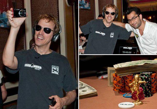 Por quanto tempo você aguentaria jogar poker sem parar? 2 horas? 4 horas? 8 horas? O norte-americano Phil Laak quebrou todos os recordes ao passar nada menos que 115 horas fazendo suas apostas e, o mais impressionante, ganhando! Além de entrar para o Guinness, o jogador doou todo o dinheiro arrecadado a uma instituição que cuida de pacientes com câncer e de suas famílias. O desafio foi cumprido em 2010, no cassino do famoso hotel Bellagio, em Las Vegas (EUA) e concentrou uma multidão de fãs…