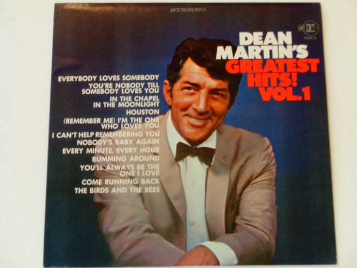 25 Best Ideas About Dean Martin Greatest Hits On