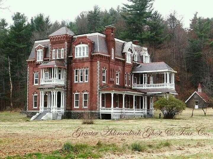 Graves Mansion, Ausable Forks, NY