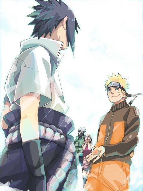 Welcome back sasuke naruto naruto pinterest kakashi sensei naruto sasuke sakura and - Naruto and sasuki ...