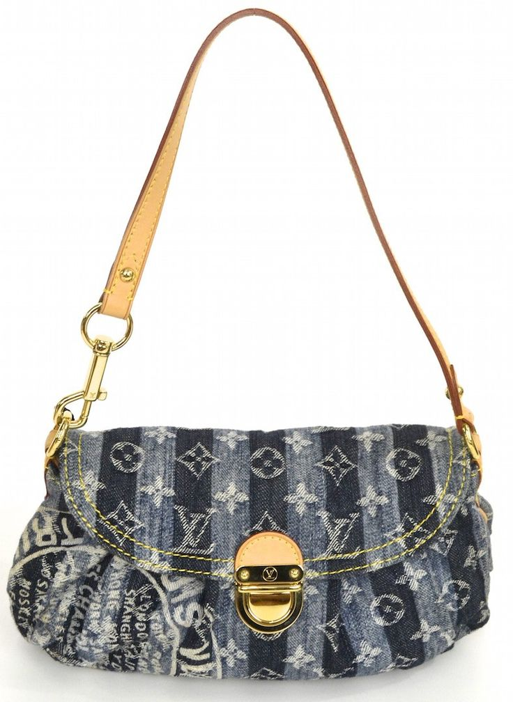 Louis Vuitton Handbag Catalog | LOUIS VUITTON Jeans Shoulder Bag