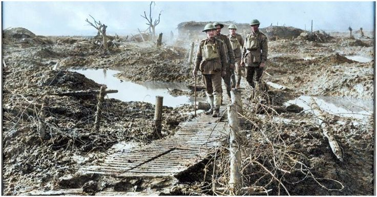 WW1: The Third Battle of Ypres – The Leading British Offensive Of 1917