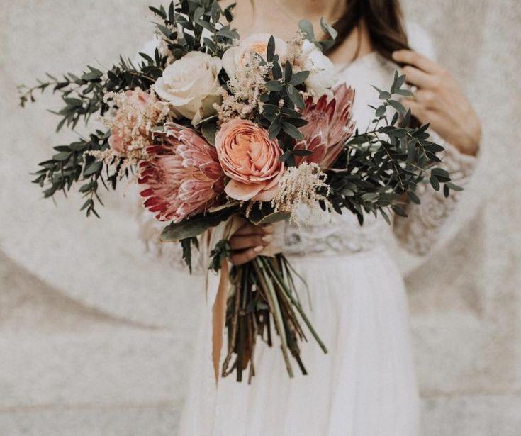 Beautiful Boho Dusty Pink Wedding Flowers Dusty Pink Wedding Flowers Pink Wedding Flowers Dusty Pink Weddings
