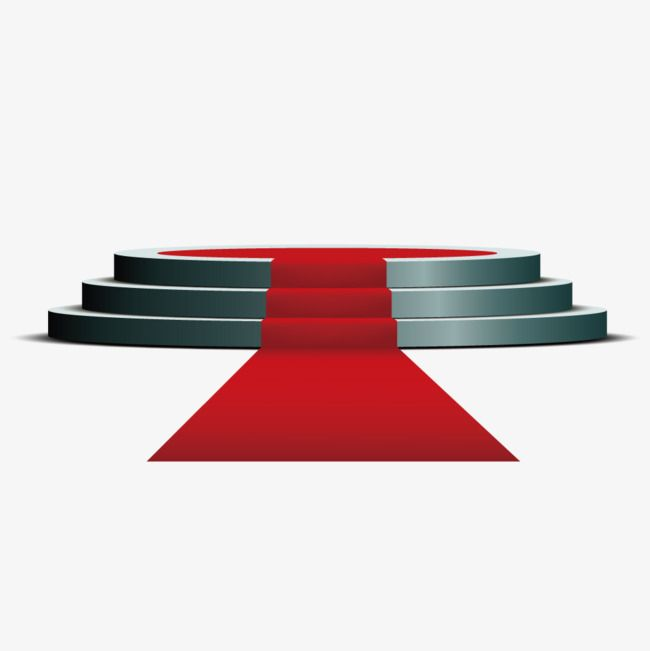 Circular Stage Red Carpet Circular Stage Red Carpet Png And