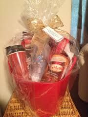 Tim Horton's Gift Basket  OMG I SO WANT THIS!!