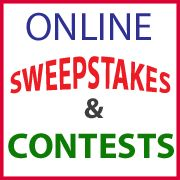 Online Sweepstakes Contests im in it to win it to help the children at St Jude