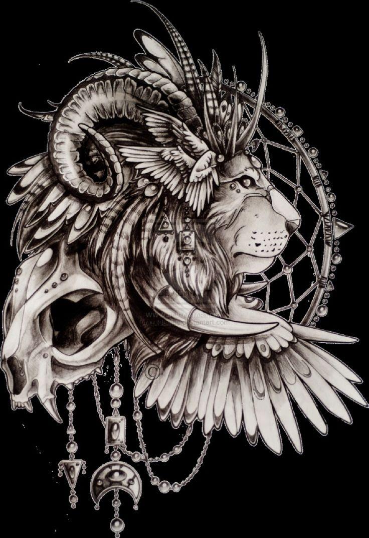 lion finger tattoo - Tìm với Google