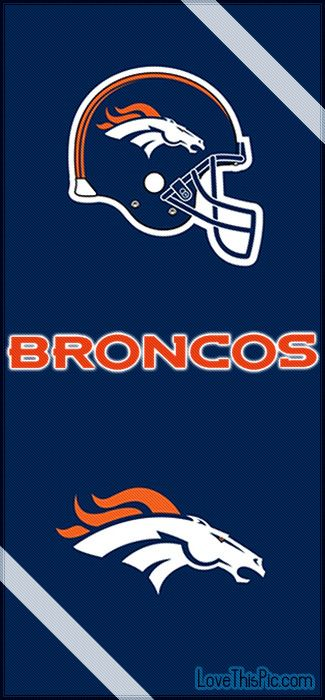 Dude! If u love the broncos, you are the awsomest person alive man!