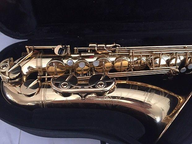 Yamaha YTS-62 Tenor Sax Saxophone (Used)