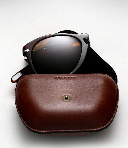 airows:(via Re-Issued Limited Edition Persol 714 Steve McQueen Sunglasses «Airows)