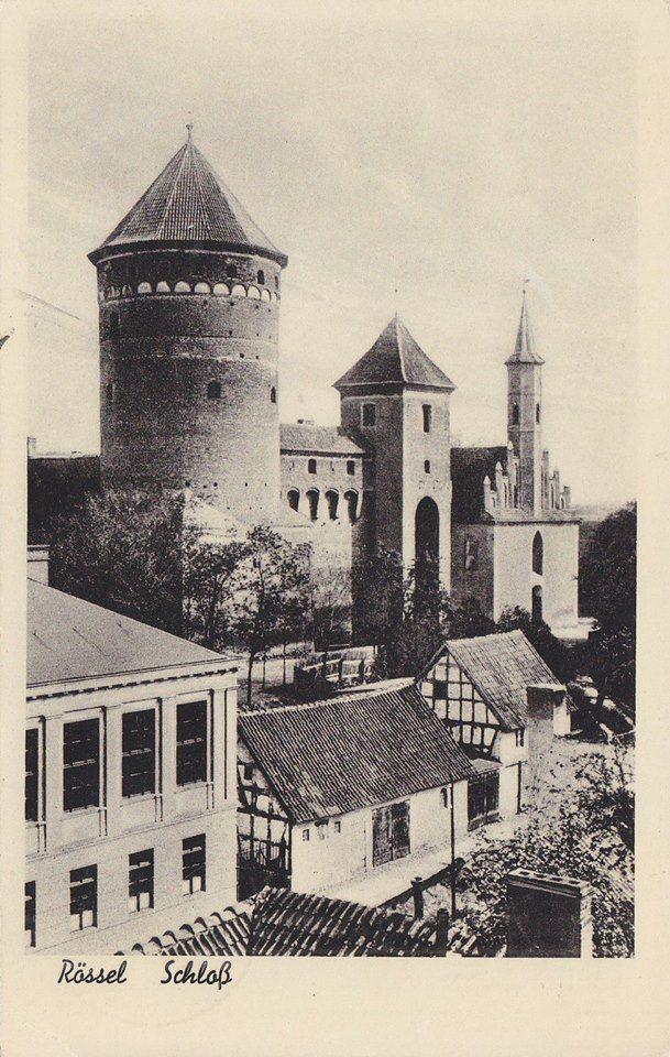 Rössel - Schloß.