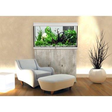 1000 id es sur le th me meuble aquarium sur pinterest - Meuble pour aquarium jardiland ...