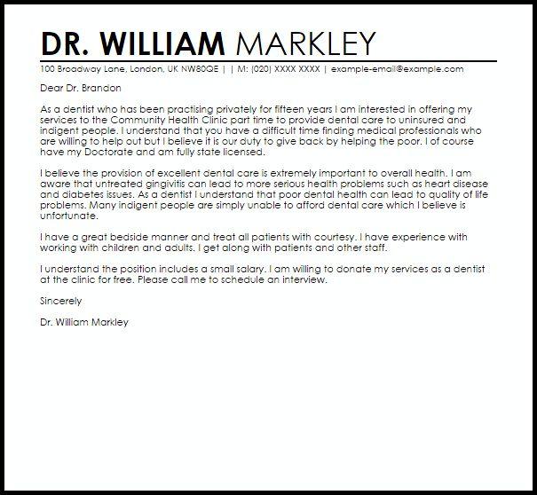 sample cover letter for dentist job letters livecareer new grad nurse example recent graduate