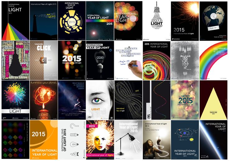 International Year of Light 2015 #IYL2015