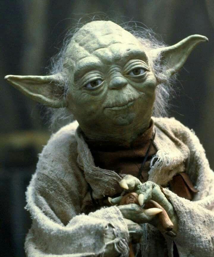 Yoda: La morte è parte naturale della vita. Gioisci per coloro che intorno a te si trasformano nella Forza. Dolore non avere; rimpianto non avere. L'attaccamento conduce alla gelosia; l'ombra della bramosia essa è. Anakin: Cosa devo fare maestro Yoda? Yoda: Impara a distaccarti da tutto ciò che temi di perdere.  Guerre Stellari - Episodio III
