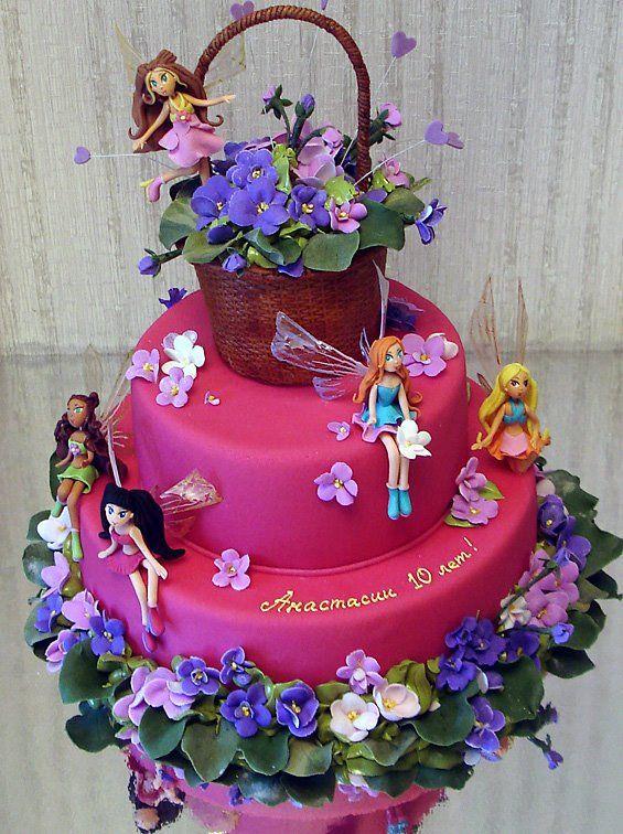 Yum..Fairy Cakes says P-C of www.lady-ellen.com