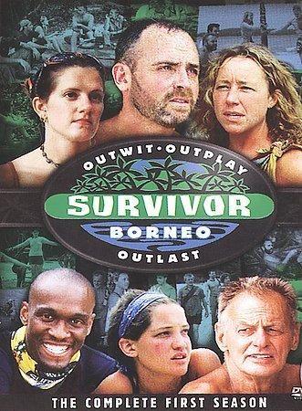 Paramount Studios Survivor: Borneo - The Complete Season 1