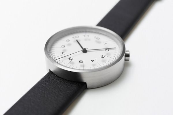 Nendo's New Minimalist Watches Are Inspired By Tools Of Designers, Architects - DesignTAXI.com