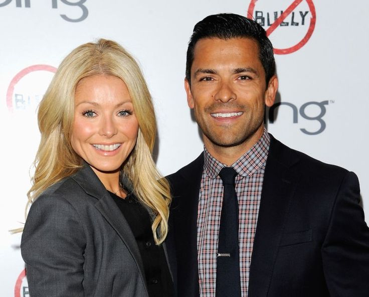 """The trick that keeps this couple together? """"We grew up Catholic. We've both found it a stabilizing force, a source of strength and comfort in our lives,"""" Kelly Ripa tells , adding, """"We don't always say grace at meals, we do say our prayers every night."""""""
