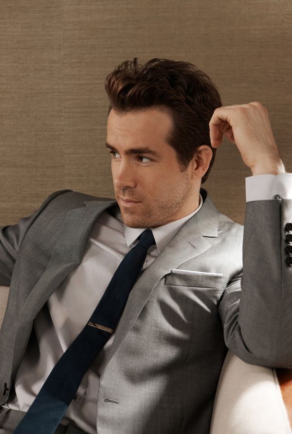 Ryan Reynolds (Andrew Paxton) from the proposal ... Ryan Reynolds Number