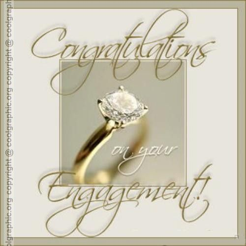 congratulation on your engagement quote and pictures